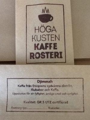 1000g GROUND COFFEE DJIMMAH