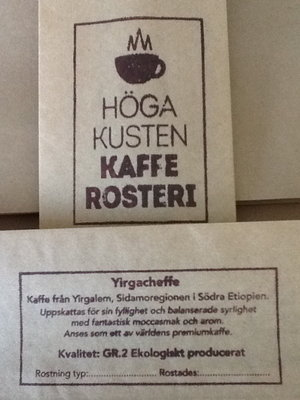 500g GROUND YIRGACHEFFE